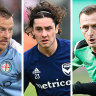 Melbourne A-League teams journey interstate