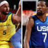 As it happened Tokyo Olympics: USA to play for gold, Boomers into bronze playoff