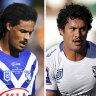 NRL deregisters disgraced Bulldogs duo Okunbor and Harawira-Naera