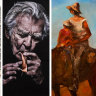 Bob Hawke's treasure trove of art and mementos for sale