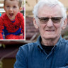 William Tyrrell might have accidentally been run over by neighbour, court hears