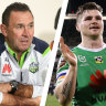 'My job is to look after my clients': NRL agent hits back at Stuart spray