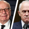Turnbull publisher names Morrison office in 'massive' book breach