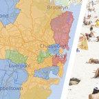 NSW Health has revealed that Waverley, home to Bondi Beach, has clusters of coronavirus.
