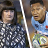 Folau asks for 'apology' as NSW Rugby chair calls for settlement