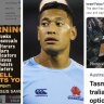 Why destructive, divisive Folau could no longer be the face of rugby