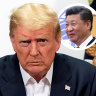 'We're in crazytown': Trump's disruptive leadership is doing Xi's job for him