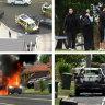 Lying in wait, two gunmen shoot Mejid Hamzy dead and potentially set off Sydney gang war