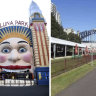 'This is an expansion': Luna Park plans raise ire of Sydney residents