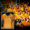 Gold standard: First look at the new permanent Wallabies jersey