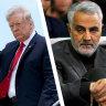 Iran issues arrest warrant for Donald Trump, requests help from Interpol