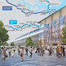 Homes make way for $8b Western Sydney Airport metro rail line