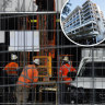 Warning NSW construction crisis fix is still two years away