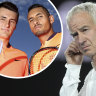 'It's sad for them': McEnroe weighs in on Kyrgios and Tomic