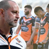 Michael Maguire and the Wests Tigers have missed out on the finals again.