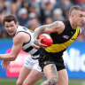 Key match-ups for the 2020 AFL grand final