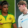 Smith backs 'bright talent' Green to shine if named to replace injured Stoinis
