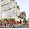 Plans for towers above station on Sydney's north shore approved