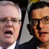 Support welcome but Morrison government's credibility takes a hit