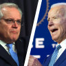 Is Morrison ready for a Biden administration?