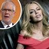 Justin Milne wanted Kylie Minogue to sing about the ABC - with a potential price tag of $750,000