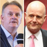 It's the end of uncertainty for Leyonhjelm and Latham