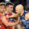 Cats await match review on latest Ablett hit