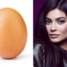 Kylie Jenner's Instagram record has been cracked by an egg. Yes, an egg