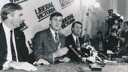 From the Archives, 1991: The Risky Resurrection of Jeff Kennett
