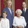 Time to step up: how the royal family plans to support the Queen