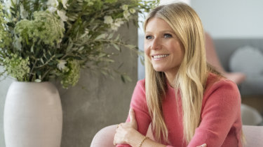 On Gwyneth Paltrow's Goop site, pleasure is presented in the context of wellness.