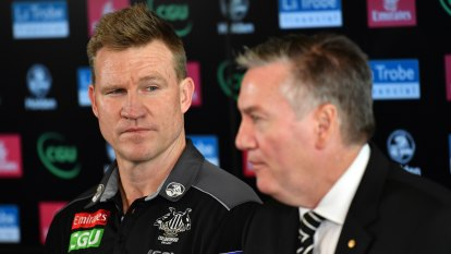 Buckley on McGuire and Collingwood's separation of powers