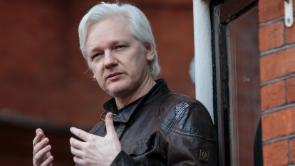 Eleven MPs form group to advocate for Julian Assange's return to Australia