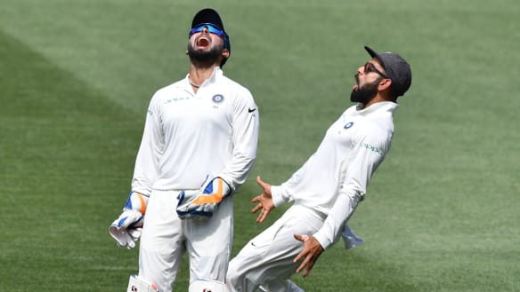 Australia v India: Marsh and Head survive for day five as hosts stare down defeat