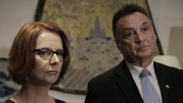 Julia Gillard was strongly defended by Craig Emerson against sexist attacks during her time as prime minister.
