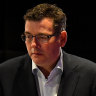 Premier Daniel Andrews responds to questions about Victoria's Belt and Road agreement with China.