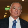Crown director John Poynton has resigned.