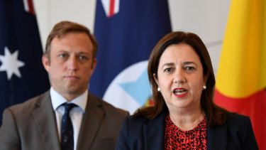 Premier Annastacia Palaszczuk has warned the state's coronavirus situation will get worse, but says health authorities are also well prepared to deal with it.