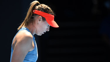Banned for doping, it was eventually ruled that Maria Sharapova's fault and negligence wasn't significant.