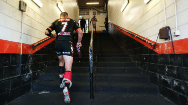 Josh Reynolds feared his career was over.