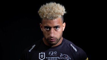 Viliame Kikau has raised the bar in terms of haircuts this year, but the giant forward says he's got something special planned for tonight's decider.