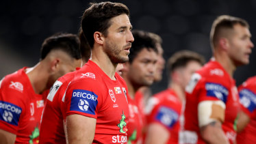 Ben Hunt says St George Illawarra would be best off chasing an experienced coach.
