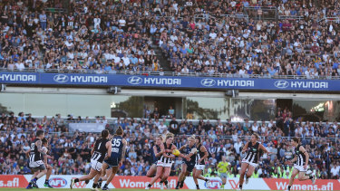 Fans will have to pay to attend AFLW games this year.