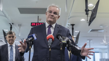 Prime Minister Scott Morrison has announced Australia has secured a combined 50 million doses of two COVID-19 vaccine candidates.