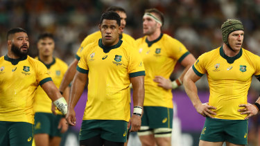 Australia exited last year's World Cup in the quarter-finals.