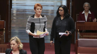 The government has been forced to refer its sweeping university funding bill to a Senate inquiry.