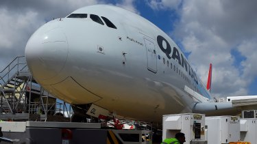 Qantas made almost as much from its loyalty division last year as it did from its international airline operations.