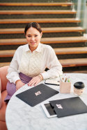 Alyce Tran, who has sold her stake in accessories label The Daily Edited.