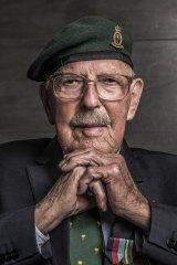 John Wilkinson served in PNG during World War II.