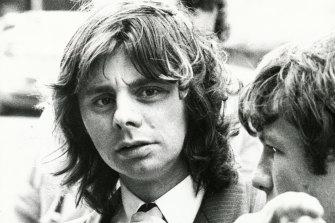 Tony Wright in 1979.